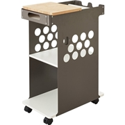 Safco Products Safco Mini Rolling Storage Cart