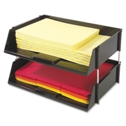 Deflecto Corporation Deflect-o Heavy-Duty Side Loading Letter Tray