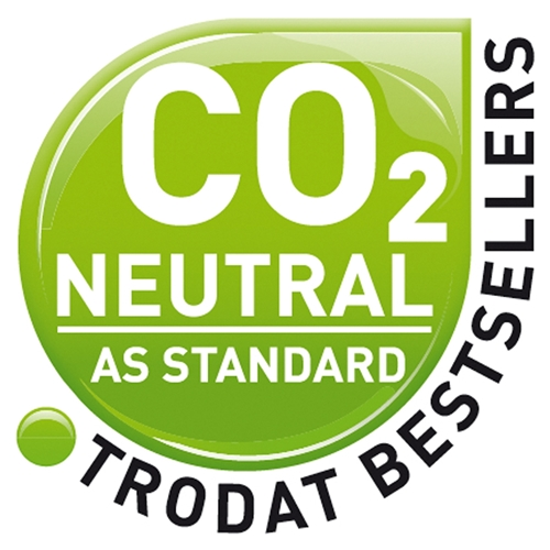 Trodat GmbH Trodat Climate Neutral Self-Ink I.D. Protect Stamp