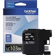 Brother LC103XL BK OEM Ink Cartridge