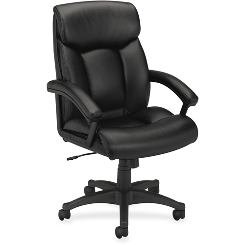 The HON Company Basyx by HON VL151 High Back Loop Arm Executive Chair