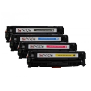 HP Compatible 305A/X Multipack (CE410X) Toner Cartridge