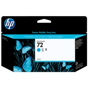 HP #72 130ml CN (C9371A) OEM Ink Cartridge