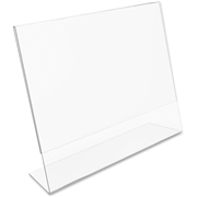 Deflecto Corporation Deflect-o Classic Image Slanted Landscape Sign Holder