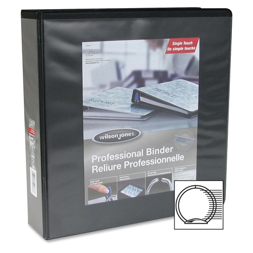 ACCO Brands Corporation Wilson Jones Professional Round-ring Customizer Binder