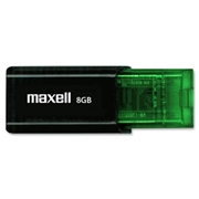 Maxell 8GB Flix USB 2.0 Flash Drive
