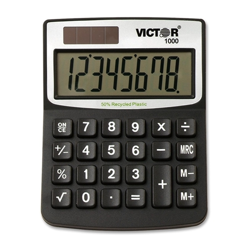 Victor 11000 Mini Desktop Calculator