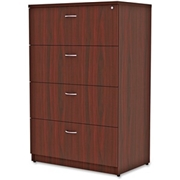 Lorell Essentials Lateral File - 4-Drawer
