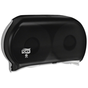 Tork Jumbo Twin Roll Tissue Dispenser
