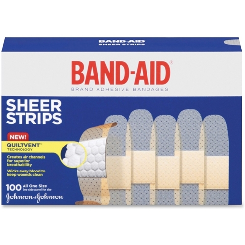 Johnson & Johnson Services, Inc Band-Aid Adhesive Bandage