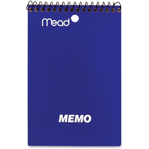MeadWestvaco Mead Coil Memo Notebook