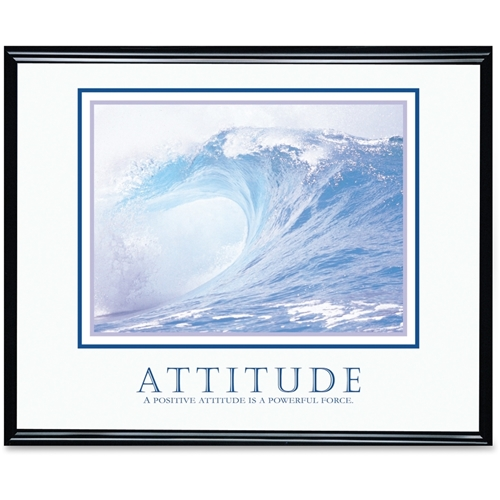 Advantus Corp Advantus Attitude Motivational Poster