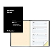 Dominion Blueline, Inc Blueline Perfect Binding Bilingual Receipt Book