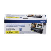 Brother OEM TN336Y (TN-336 YW High Yield) Toner Cartridge