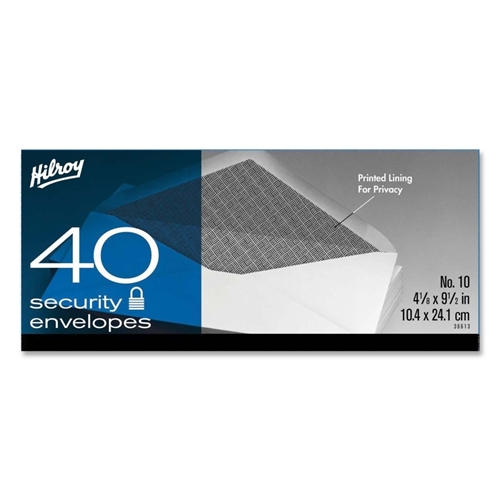 ACCO Brands Corporation Hilroy High Count Boxed Envelope