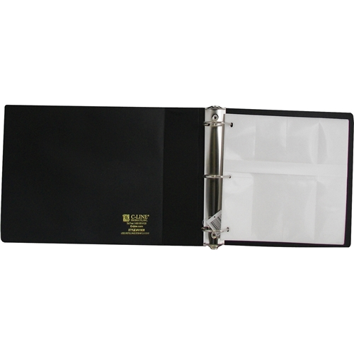 C-Line Products C-Line CD/DVD Ring Binder Kit