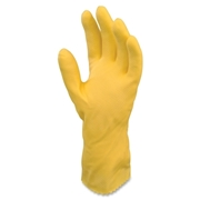 Bunzl Plc Prime Source Waterproof / 17-Mil. Latex Rubber Gloves