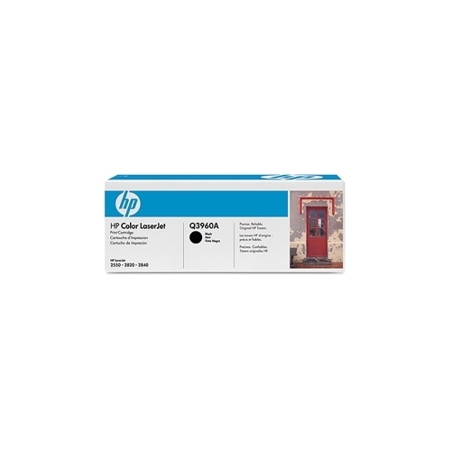 HP OEM 122A BK (Q3960A) Toner Cartridge