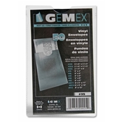 Gemex Heavyweight Vinyl File Pocket