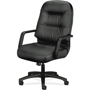 The HON Company HON Pillow-Soft 2091 Executive High-Back Chair