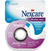 3M Nexcare Flexible Clear First Aid Tape
