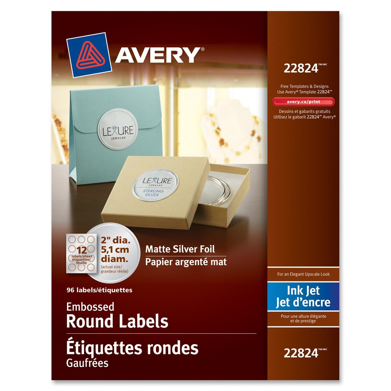 Avery Promotional Label