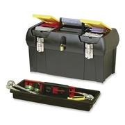 "Amax Inc Stanley Series 2000 19"" Tool Box with Tray"