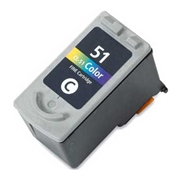 Canon CL-51 C compatible Ink Cartridge