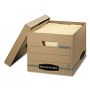 Fellowes, Inc Bankers Box Earth Storage Box