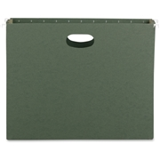 Smead Manufacturing Company Smead 64220 Standard Green Hanging Pockets