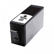 HP #920 XL BK (CD975AC#140) compatible Ink Cartridge