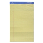 Sparco Products Sparco 2-Hole Punched Ruled Legal Pads