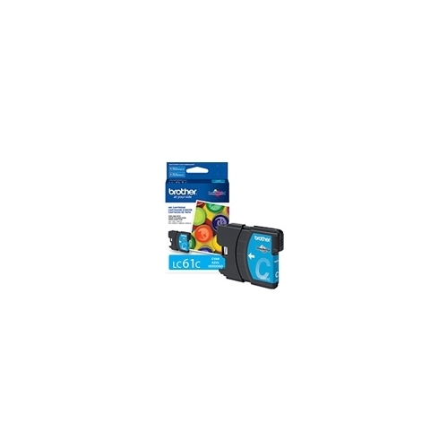 Brother LC61 C (LC-61 C) OEM Ink Cartridge