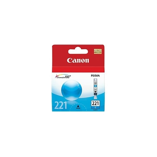 Canon CLI-221 C OEM Ink Cartridge