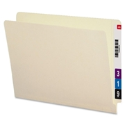 Smead Manufacturing Company Smead End Tab File Folder 24500