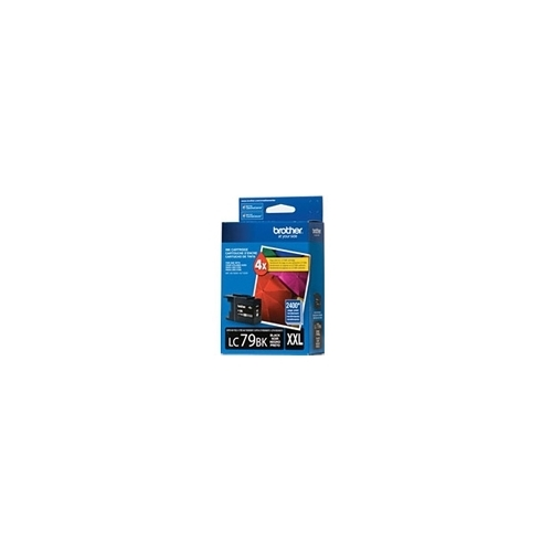 Brother LC79 BK (LC-79 Black) OEM Ink Cartridge
