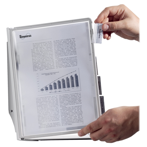 Durable Office Products Corp. Durable Sherpa Display Reference System