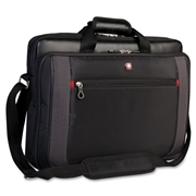 "Holiday Group, Inc Holiday SWA0586L Carrying Case for 17"" Notebook - Black"
