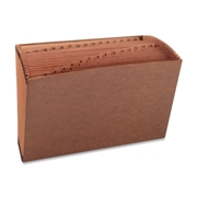Sparco Products Sparco Heavy-Duty Accordion Files without Flap
