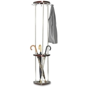 Safco Products Safco Mode Tree Hook Stand with Umbrella Rack