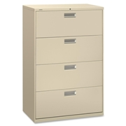 HON 600 Series Standard File Cabinet
