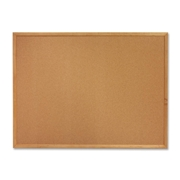 Sparco Products Sparco Wood Frame Cork Board
