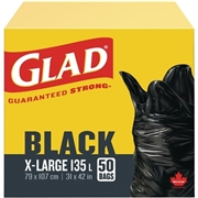 The Clorox Company Glad Extra Large Easy Tie Garbage Bags