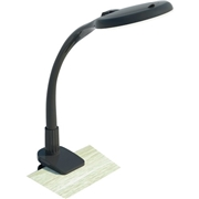 Royal Sovereign International Royal Sovereign Magnifying LED Clamp-on Desk Lamp