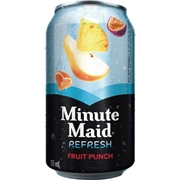 The Coca-Cola Company Minute Maid Fruit Punch Drink