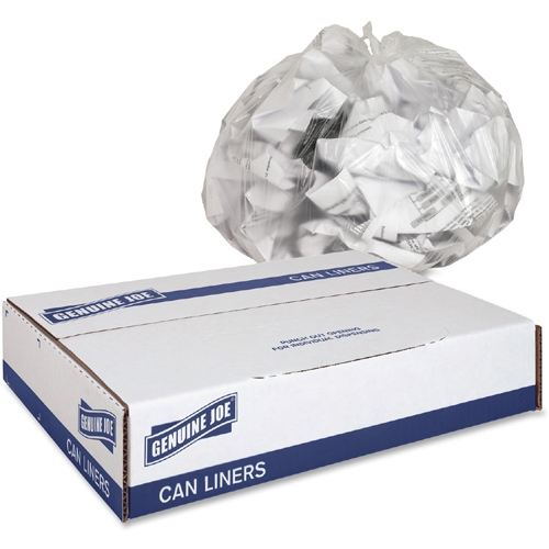 Genuine Joe High-density Can Liner