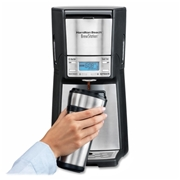 Hamilton Beach Brands, Inc Hamilton Beach BrewStation 48465C Summit Ultra Brewer