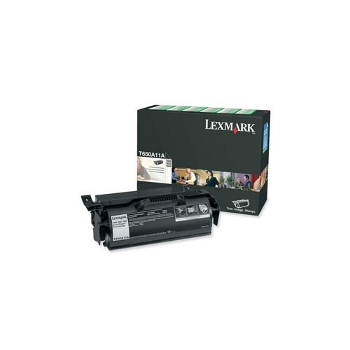 Lexmark OEM T65x Return Program (T650A11A) Toner Cartridge