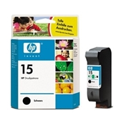 HP #15 (C6615A) OEM Ink Cartridge