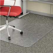 Lorell Economy Weight Chair Mat